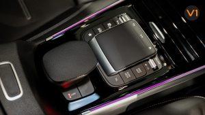 Mercedes-AMG GLB35 AMG 4MATIC Premium Plus - Center Console Touchpad