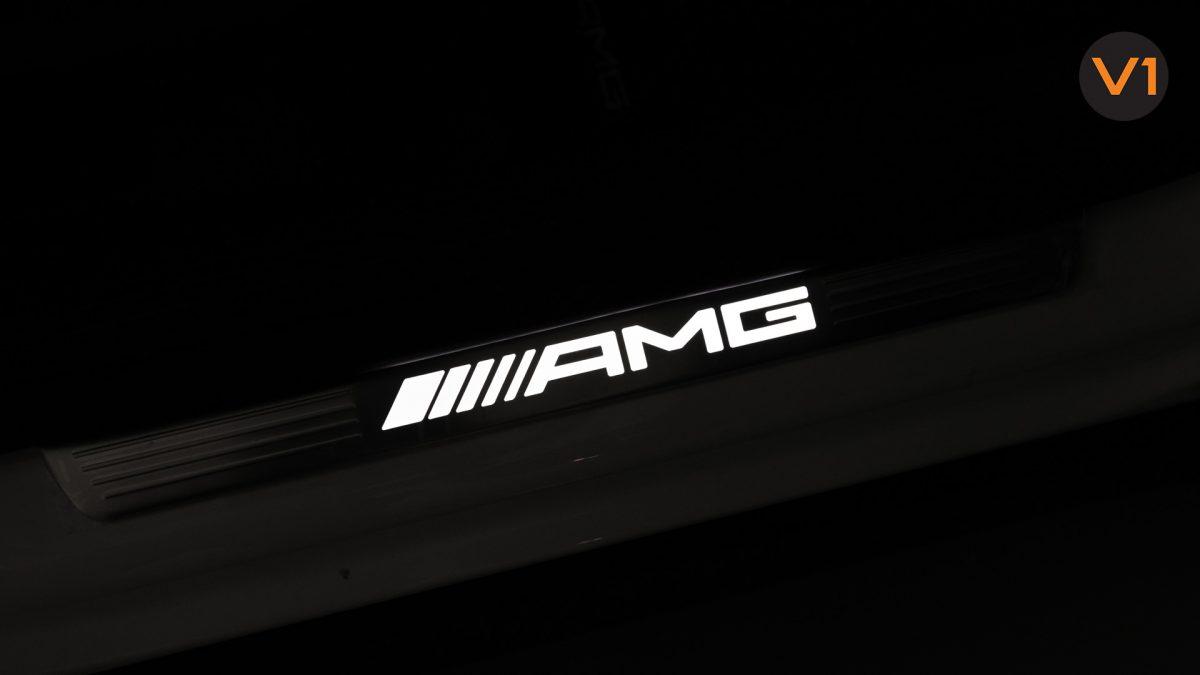 Mercedes-AMG GLB35 AMG 4MATIC Premium Plus - Door Sill