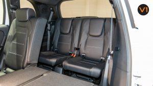 Mercedes-AMG GLB35 AMG 4MATIC Premium Plus - Rear Seats