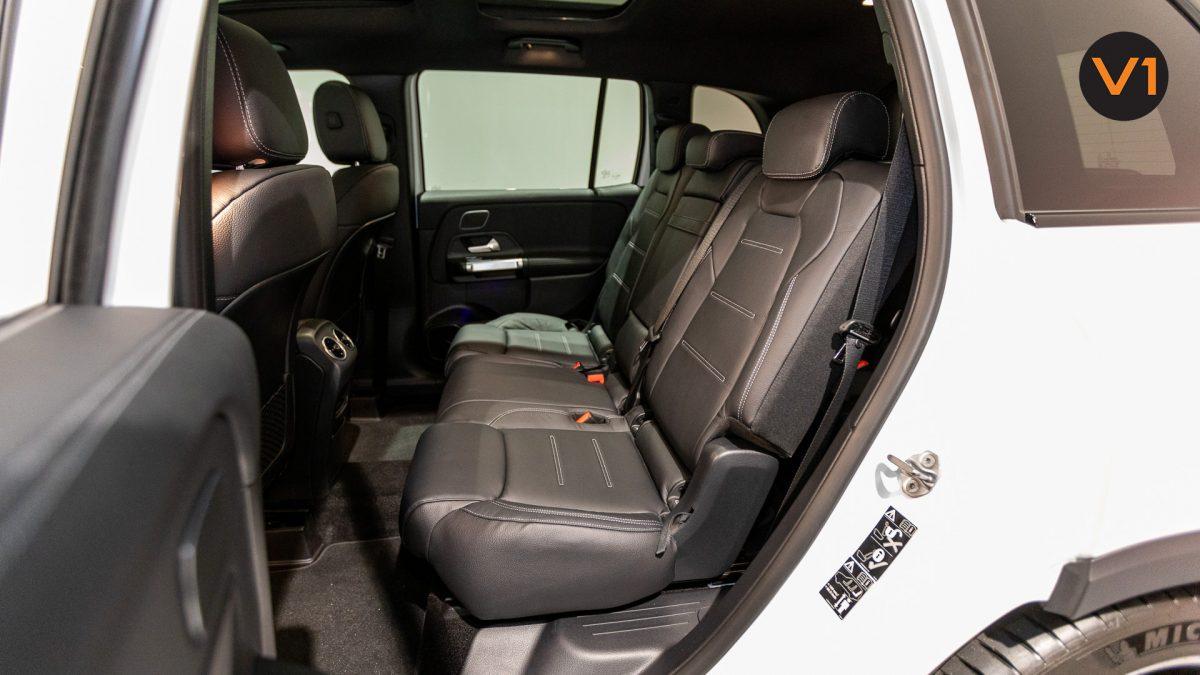 Mercedes-AMG GLB35 AMG 4MATIC Premium Plus - Rear Seats Side View