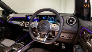 Mercedes-AMG GLB35 AMG 4MATIC Premium Plus - Steering Wheel