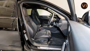 AUDI RS6 AVANT- Driver Seat