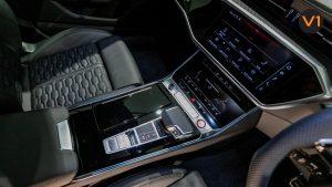 Audi RS 6 Avant - Center Console