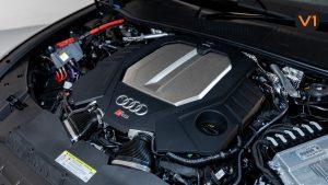 Audi RS 6 Avant - Engine