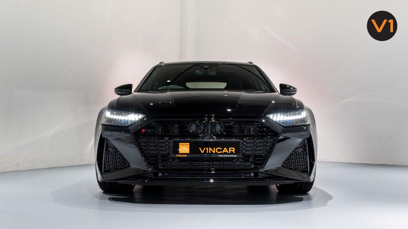 Audi RS 6 Avant - Front Direct
