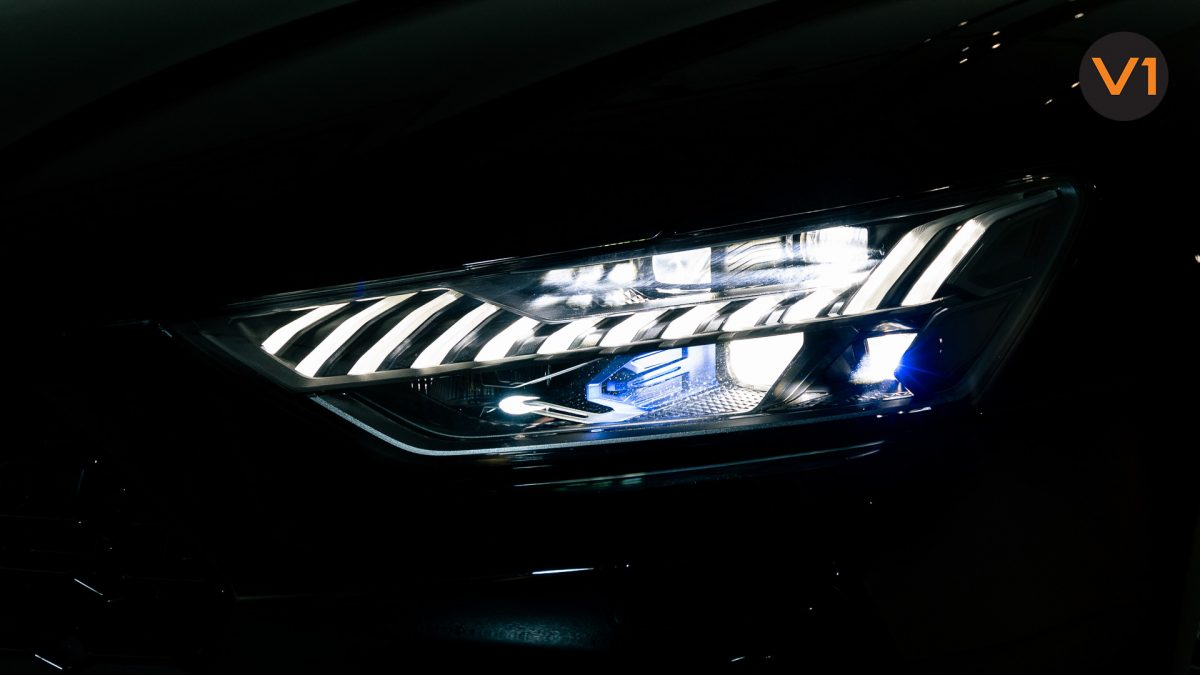 Audi RS 6 Avant - Headlamp