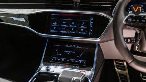 Audi RS 6 Avant - Infotainment