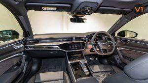 Audi RS 6 Avant - Interior Dash