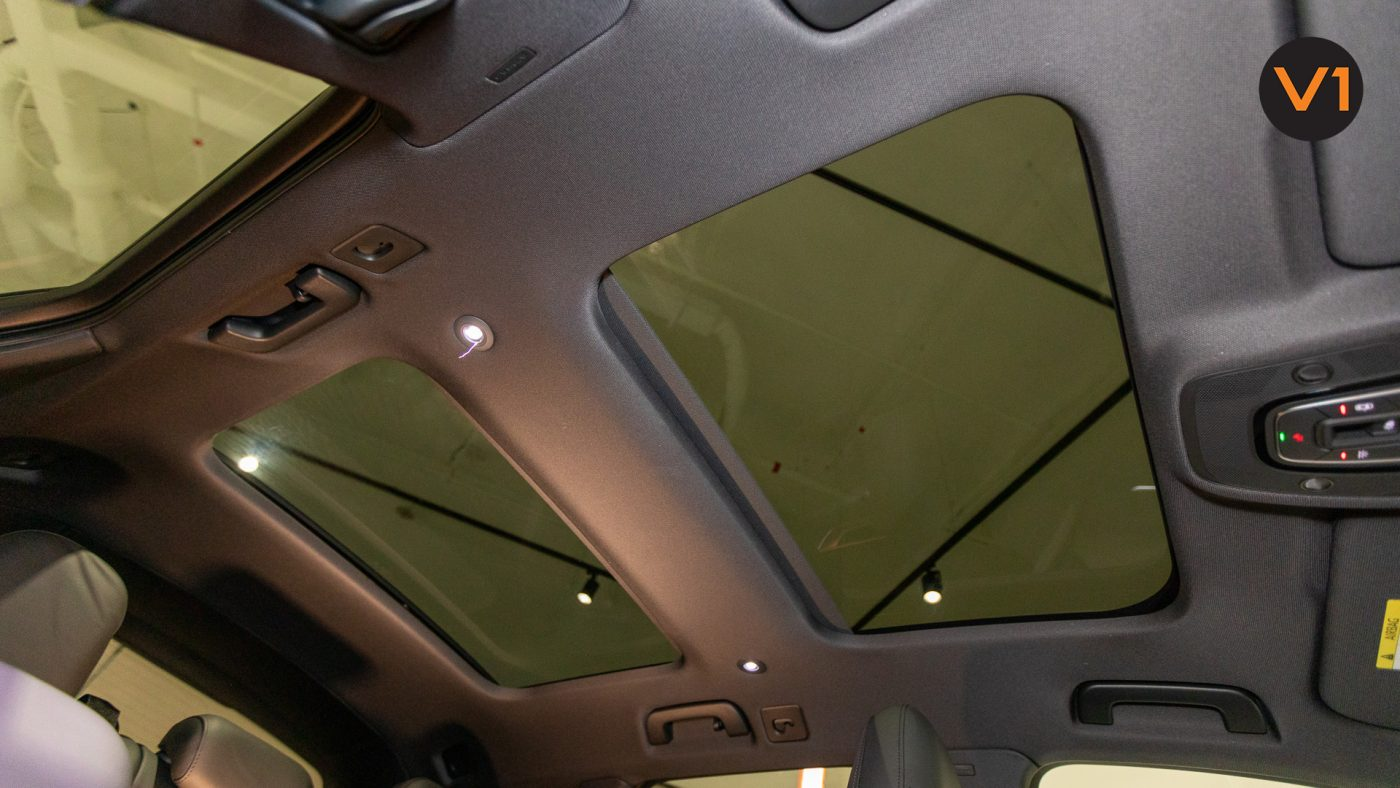 Audi RS 6 Avant - Panoramic Glass Sunroof