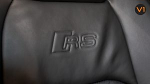 Audi RS 6 Avant - RS Embellished Seat