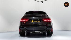 Audi RS 6 Avant - Rear Direct