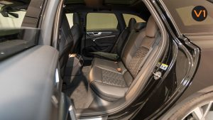 Audi RS 6 Avant - Rear Seat