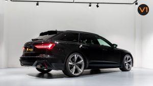 Audi RS 6 Avant - Rear Side Profile