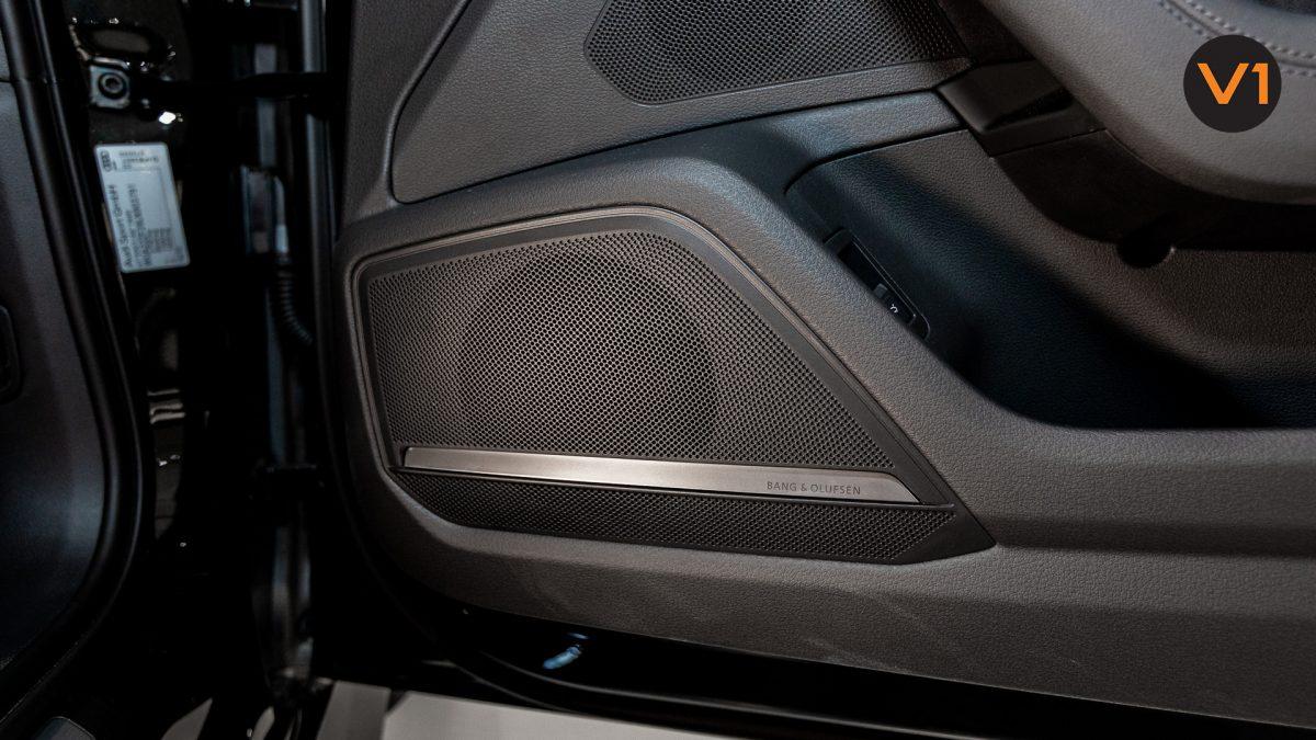 Audi RS 6 Avant - Sound System