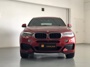 2018 BMW X6 xDrive35i M-Sport - Front Direct