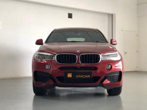 BMW X6 xDrive35i M-Sport - Front Direct