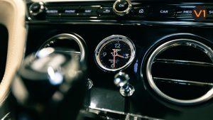 Bentley Continental GT Coupe V8 (Glacier White) - HVAC System