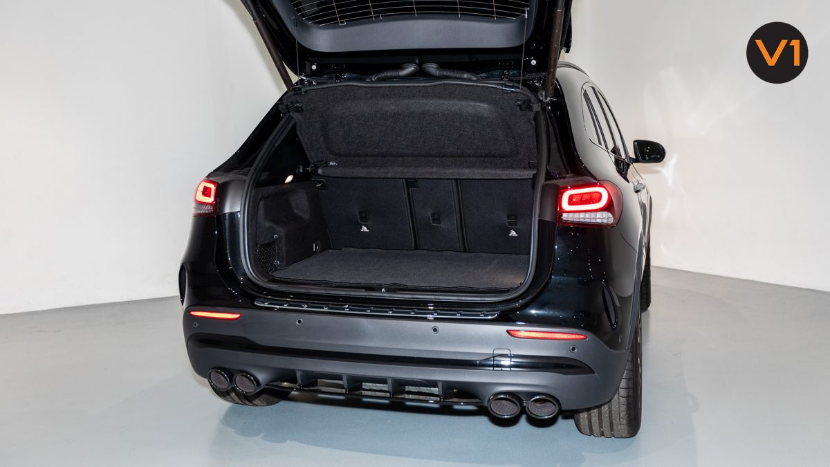 Mercedes-AMG GLA45 S 4Matic+ Plus - Boot Space