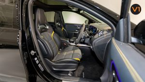 Mercedes-AMG GLA45 S 4Matic+ Plus - Driver Seat