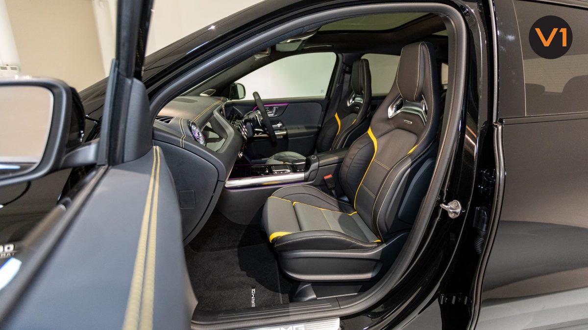 Mercedes-AMG GLA45 S 4Matic+ Plus - Front Passenger Seat