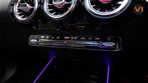 Mercedes-AMG GLA45 S 4Matic+ Plus - HVAC System