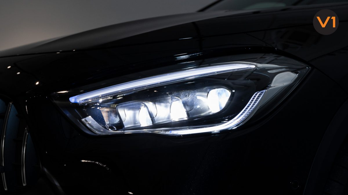 Mercedes-AMG GLA45 S 4Matic+ Plus - Headlamp