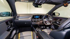 Mercedes-AMG GLA45 S 4Matic+ Plus - Interior Dashboard