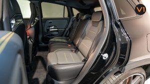 Mercedes-AMG GLA45 S 4Matic+ Plus - Rear Seat
