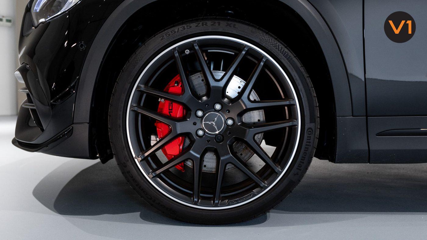 Mercedes-AMG GLA45 S 4Matic+ Plus - Wheels
