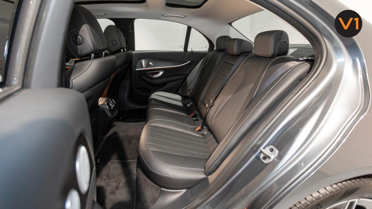 Mercedes-Benz E200 Saloon AMG Luxury (FL2021) - Back Seat