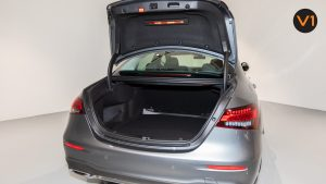 Mercedes-Benz E200 Saloon AMG Luxury (FL2021) - Boot Space