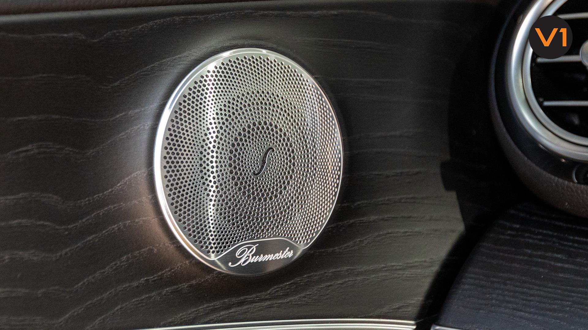 Mercedes-Benz E200 Saloon AMG Luxury (FL2021) - Burmester Sound System