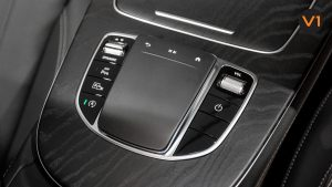 Mercedes-Benz E200 Saloon AMG Luxury (FL2021) - Center Console Touchpad