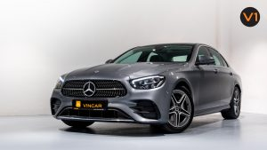 Mercedes-Benz E200 Saloon AMG Luxury (FL2021) - Front Angle