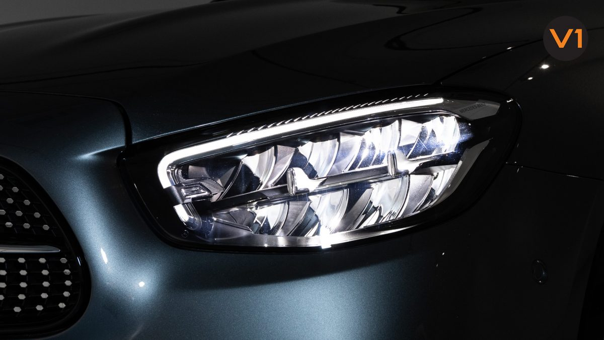 Mercedes-Benz E200 Saloon AMG Luxury (FL2021) - Headlamp