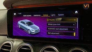Mercedes-Benz E200 Saloon AMG Luxury (FL2021) - Infotainment