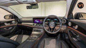 Mercedes-Benz E200 Saloon AMG Luxury (FL2021) - Interior Dash
