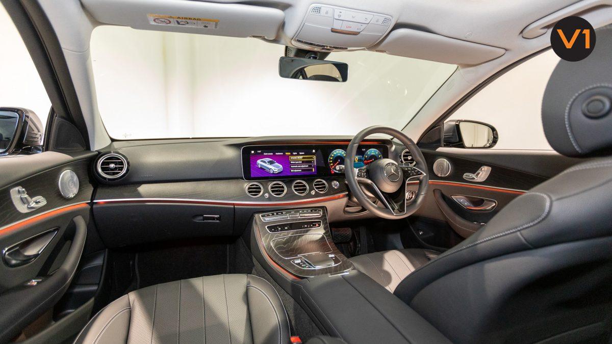 Mercedes-Benz E200 Saloon AMG Luxury (FL2021) - Interior Dashboard