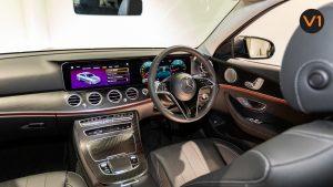 Mercedes-Benz E200 Saloon AMG Luxury (FL2021) - Interior Dashboard 2