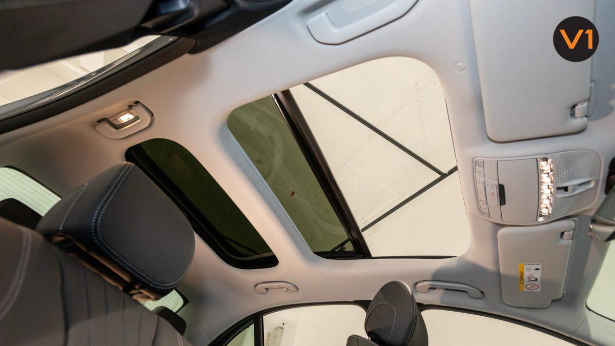 Mercedes-Benz E200 Saloon AMG Luxury (FL2021) - Panoramic Sunroof