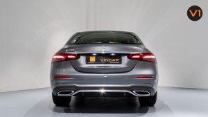 Mercedes-Benz E200 Saloon AMG Luxury (FL2021) - Rear Direct