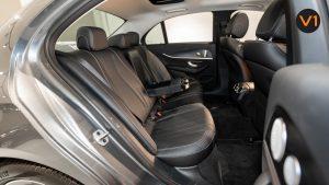 Mercedes-Benz E200 Saloon AMG Luxury (FL2021) - Rear Seat