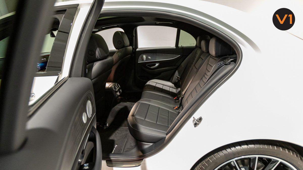Mercedes-Benz E220d Saloon AMG Line Night Edition Premium Plus (FL2021) - Back Passenger Seat