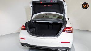 Mercedes-Benz E220d Saloon AMG Line Night Edition Premium Plus (FL2021) - Boot Space