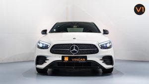 Mercedes-Benz E220d Saloon AMG Line Night Edition Premium Plus (FL2021) - Front Direct