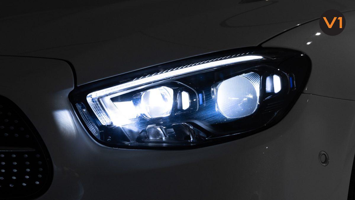 Mercedes-Benz E220d Saloon AMG Line Night Edition Premium Plus (FL2021) - Headlamp