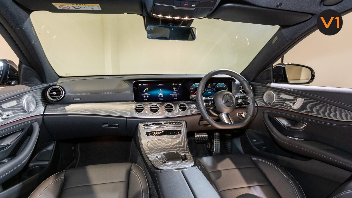 Mercedes-Benz E220d Saloon AMG Line Night Edition Premium Plus (FL2021) - Interior DashMercedes-Benz E220d Saloon AMG Line Night Edition Premium Plus (FL2021) - Interior Dash