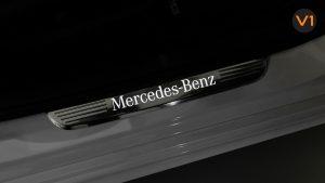 Mercedes-Benz E220d Saloon AMG Line Night Edition Premium Plus (FL2021) - Mercedes-Benz Illuminated Door Sill