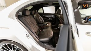 Mercedes-Benz E220d Saloon AMG Line Night Edition Premium Plus (FL2021) - Rear Seat