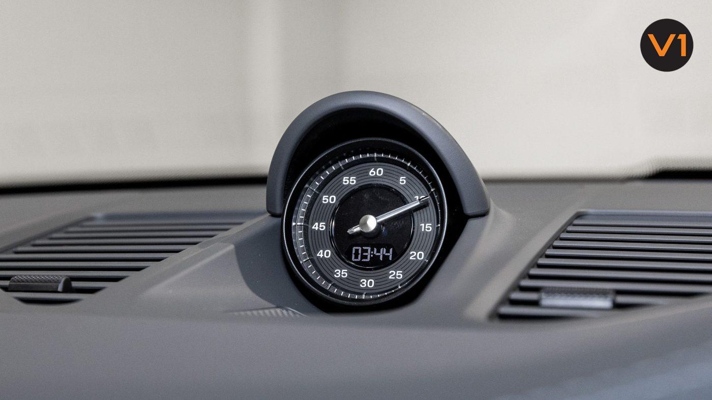 PORSCHE 911 CARRERA CABRIOLET (CRAYON) - Meter